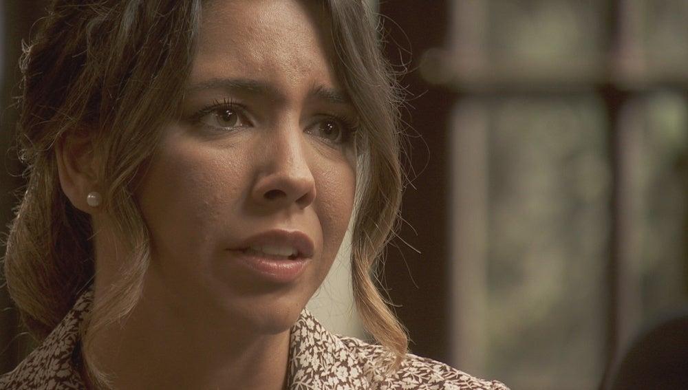 Emilia propone a Alfonso la separación de la pareja