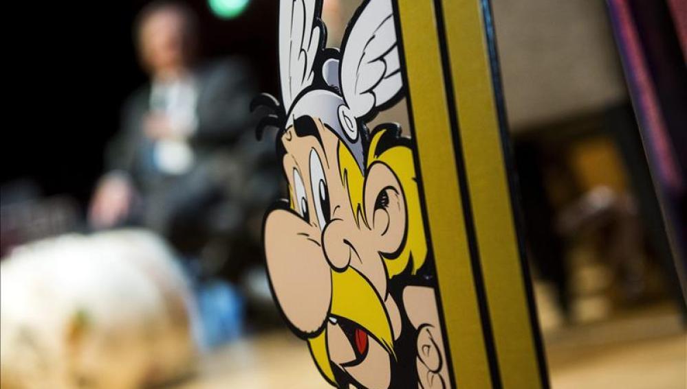 Retrato de Asterix