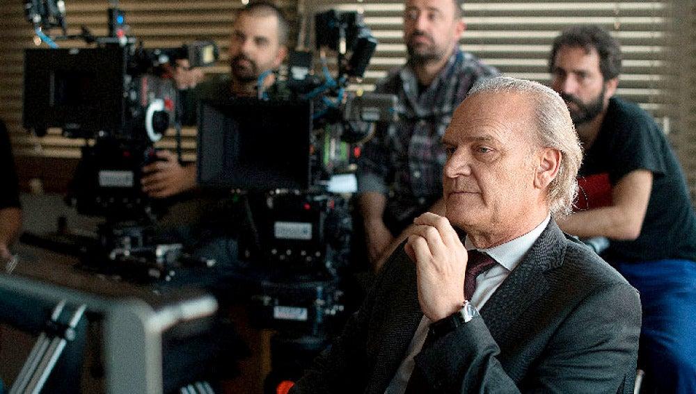 Rodaje segunda temporada 'Bajo sospecha'