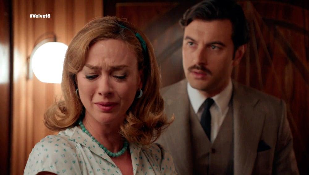 Clara termina definitivamente su relación con Mateo
