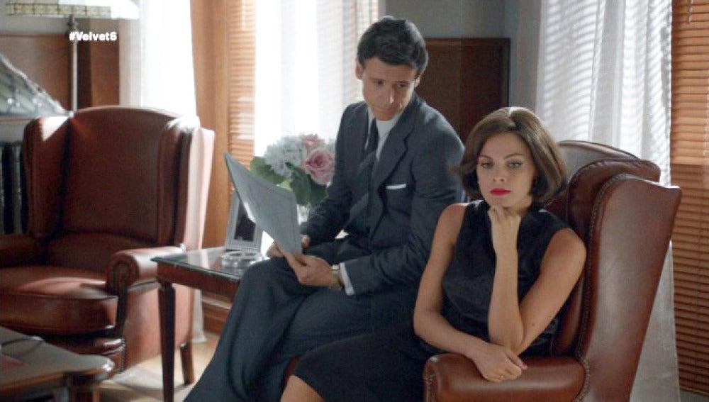 Enrique y Bárbara