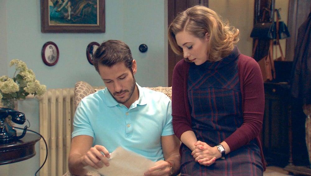 Miguel recibe una carta
