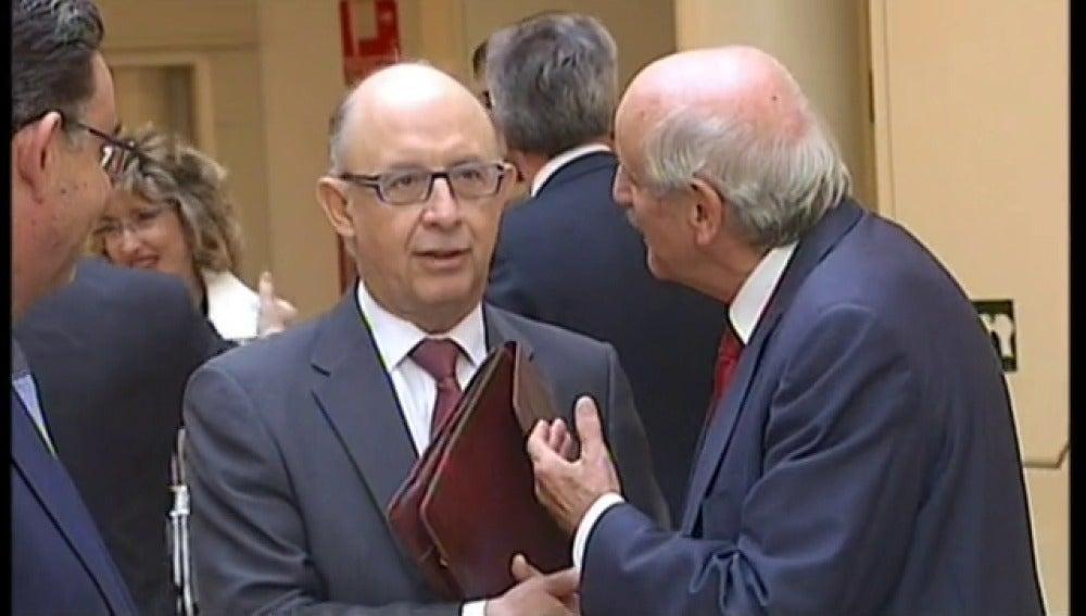 """Santamaría, tras los reproches entre Margallo y Montoro: """"Lo importante no son las reflexiones sino las decisiones"""""""