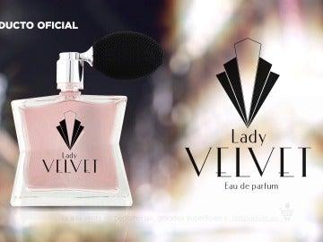 Descubre el perfume 'Lady Velvet'