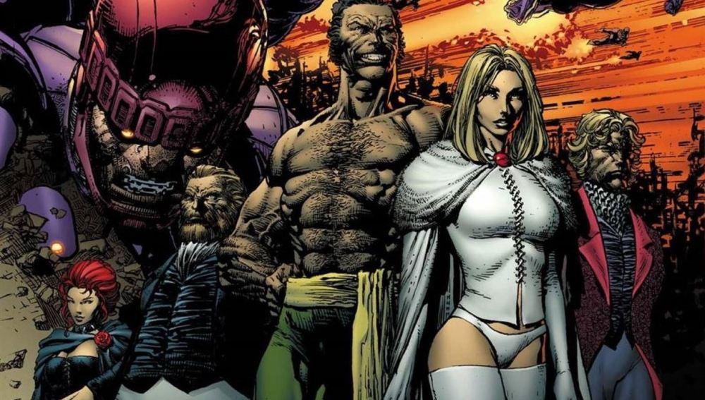 El universo 'X-Men' se traslada a la televisión