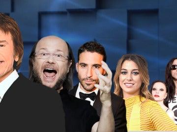 Invitados 'El Hormiguero 3.0'