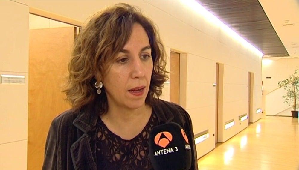 """Irene Lozano: """"Quiero contribuir a la regeneración democrática, los partidos dan igual"""""""