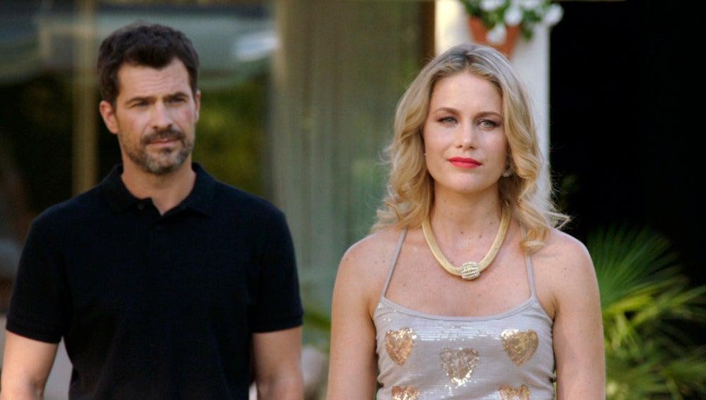 Héctor y Agneska