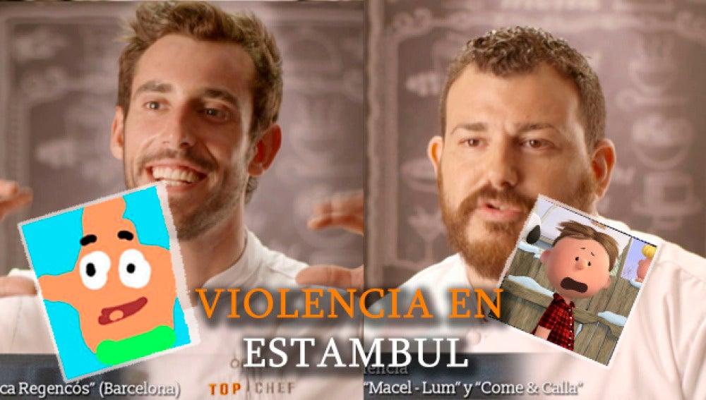 Capítulo 6: Violencia en Estambul