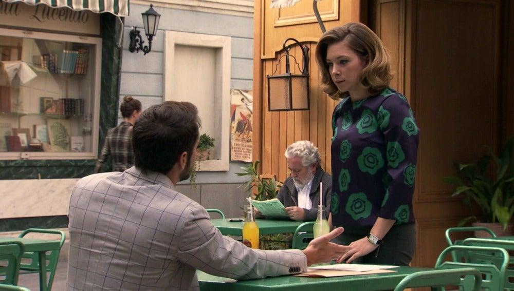 Miguel y Leonor buscan un futuro para su relación