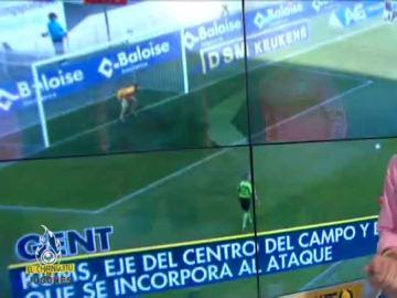 Descubrimos los peligros de Bate y Gante, rivales de Barça y Valencia en Champions League.