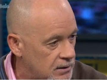 Alfredo Duro, en 'El Chiringuito de Mega'.