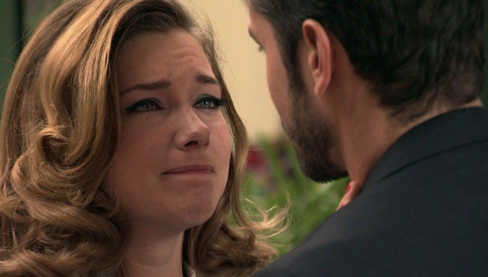 Leonor termina su relación con Miguel