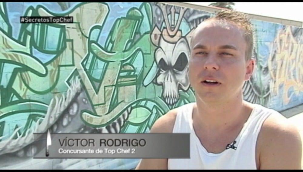 ¿Qué fue de Víctor Rodríguez?