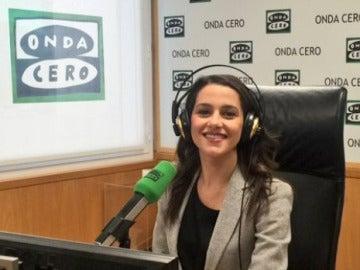 Inés Arrimadas en Onda Cero
