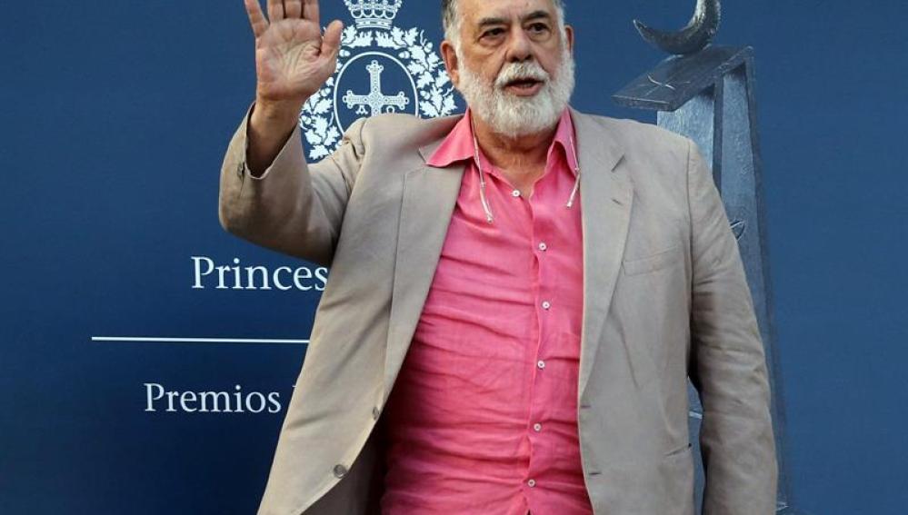 El cineasta Francis Ford Coppola