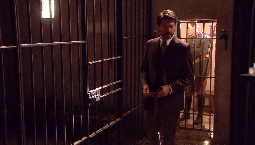 Lucas visitará a Obdulia en su celda