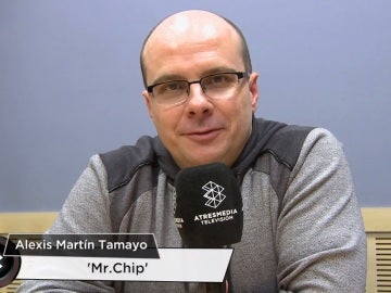 Alexis Martín Tamayo, 'Mr Chip'