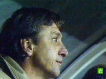 Johan Cruyff, entrenado