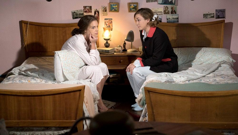 María y Leonor