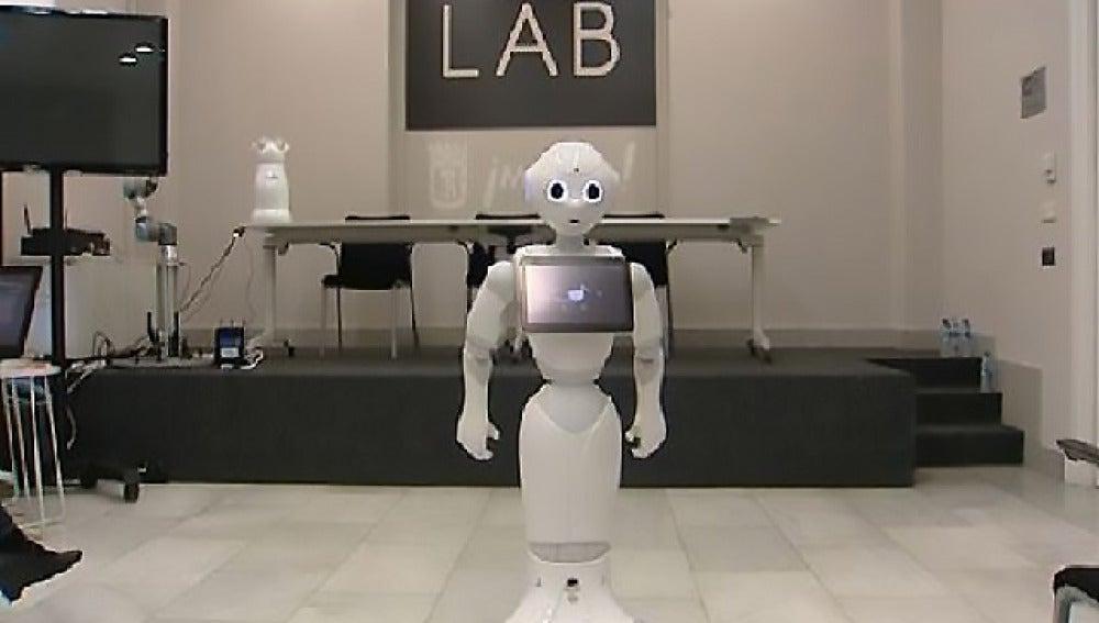 'Pepper', el primer robot humanoide