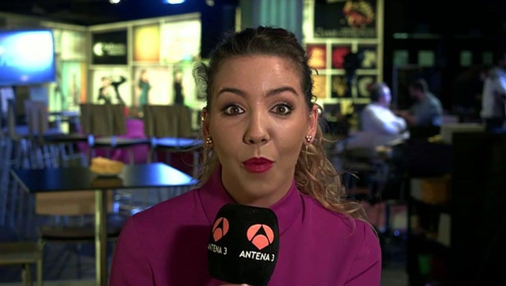 Sandra Cervera está segura de que suspenderá nuestro test de El secreto de Puente Viejo