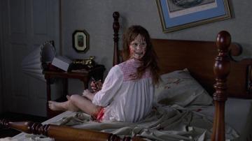 10. 'El Exorcista' se ha convertido en otro clásico inmortal. Inspirada en hechos reales, la espeluznante transformación de una niña poseída es problablemente la película de miedo más popular de la historia del cine.