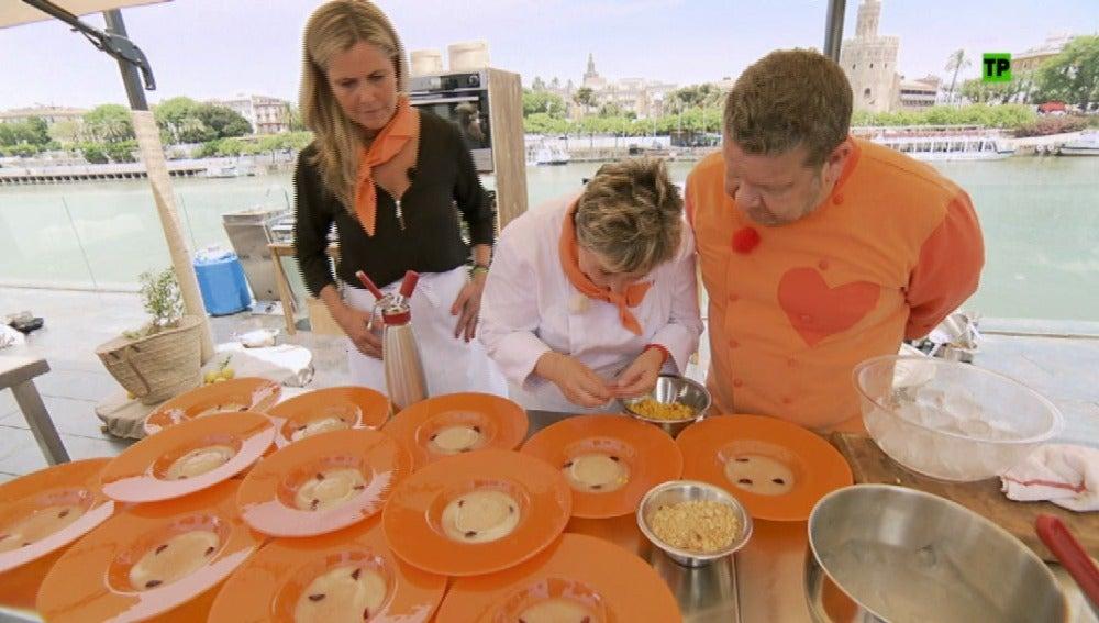 Los concursantes tendrán unos pinches muy especiales en el próximo programa de Top Chef
