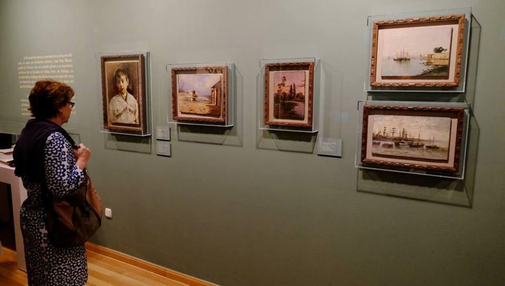 Los cinco cuadros que han vuelto a la Casa Natal de Picasso