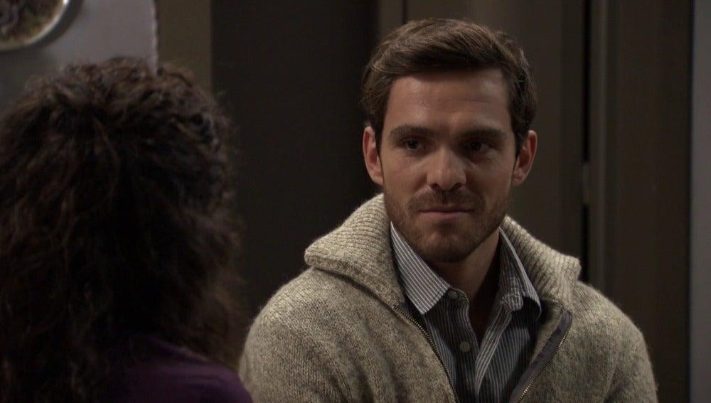 Toni tiene dudas sobre la misión encomendada por El Charro Toni tiene dudas sobre la misión encomendada por El Charro