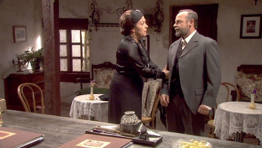Raimundo se niega a volver junto a Francisca