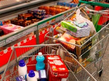 Carritos del supermercado