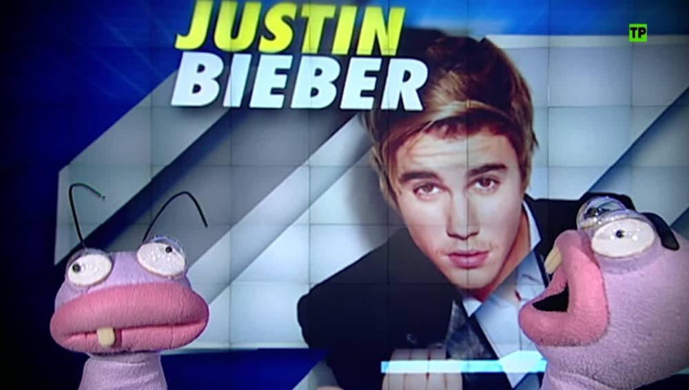 Justin Bieber visita El Hormiguero