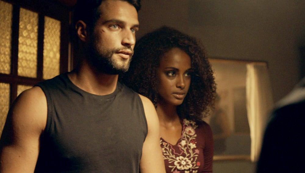 Lucas y Fara