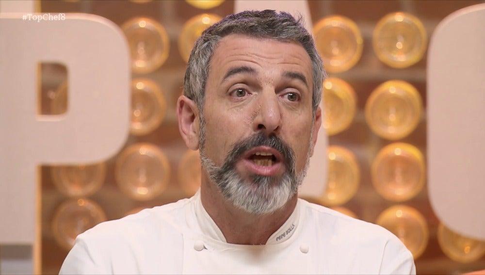 El cocinero Pepe Solla nos enseña a hacer un plato con cerveza