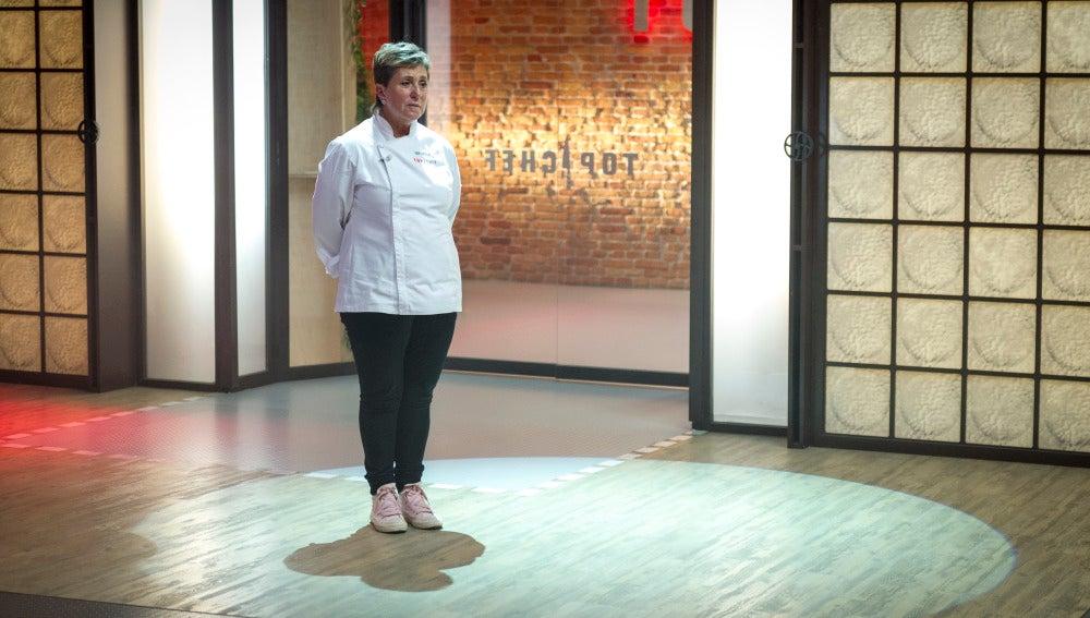 Montse abandona las cocinas de Top Chef