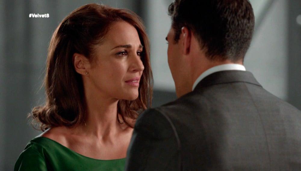 """Ana termina su relación con Alberto: """"Te amo pero no puedo más"""""""