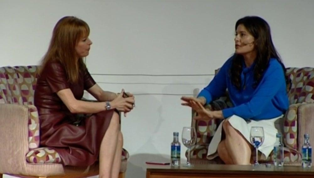 Gloria Lomana y Miriam González
