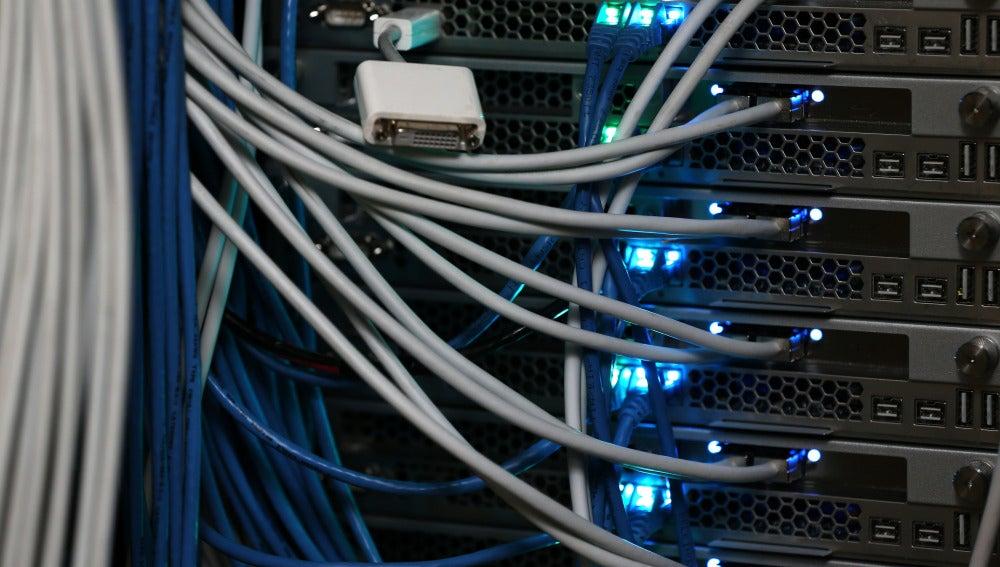 Servidores de internet