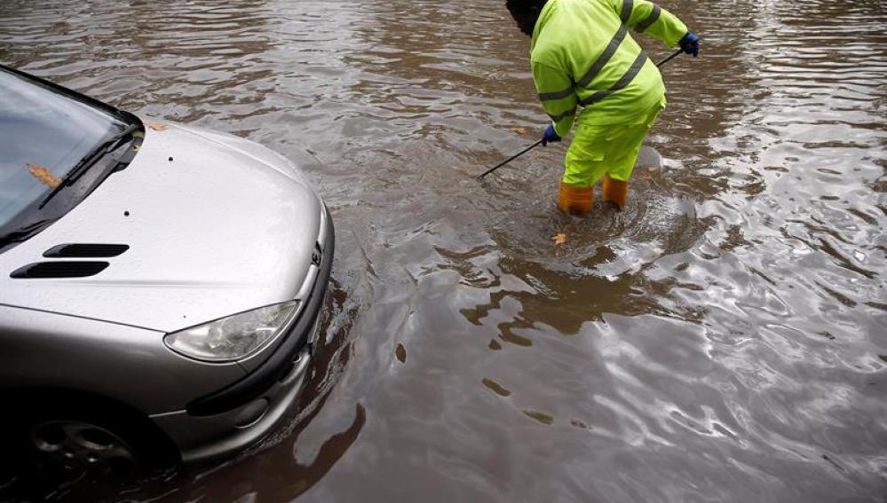 Inundaciones en la comunidad valenciana.