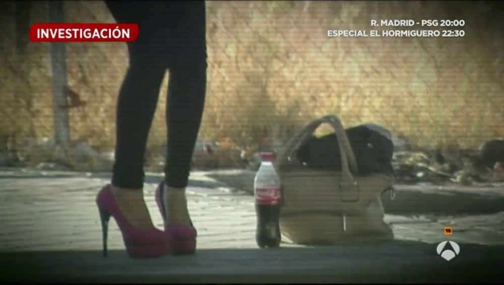 prostitutas trans en madrid paraguayas prostitutas
