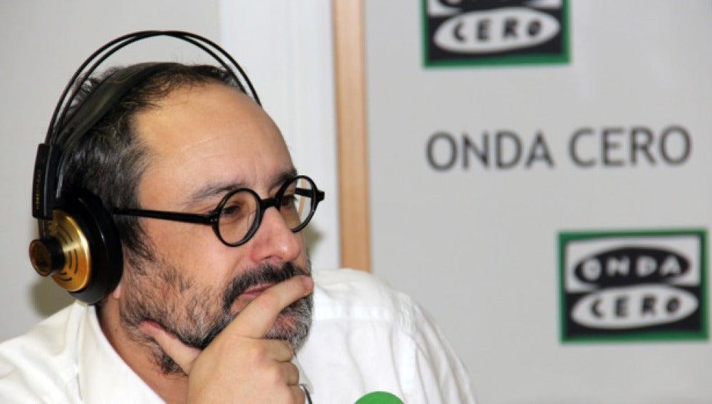 Antonio Baños en Onda Cero