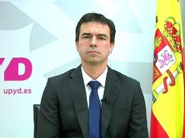 Andrés Herzog, en Espejo Público