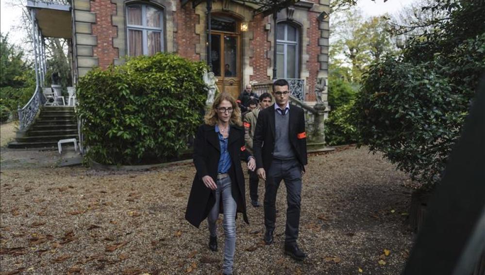 La Policía abandona la casa de Jean-Marie Le Pen tras el registro