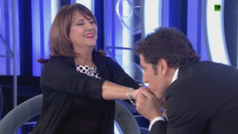 Soledad Mallol en 'Tu cara me suena'
