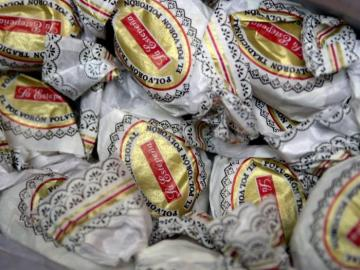 Polvorones y mantecados tradicionales de Estepa