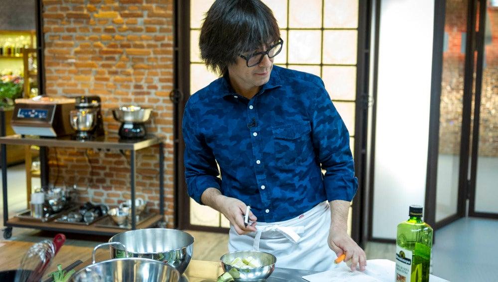 Luis Piedrahita en 'Top Chef'