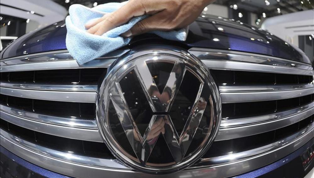Automóvil Volkswagen.