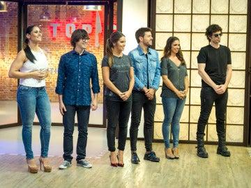 Invitados 'Top Chef' programa 9