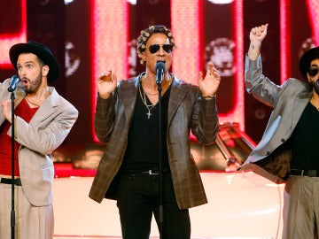 Pablo Puyol se convierte en Bruno Mars